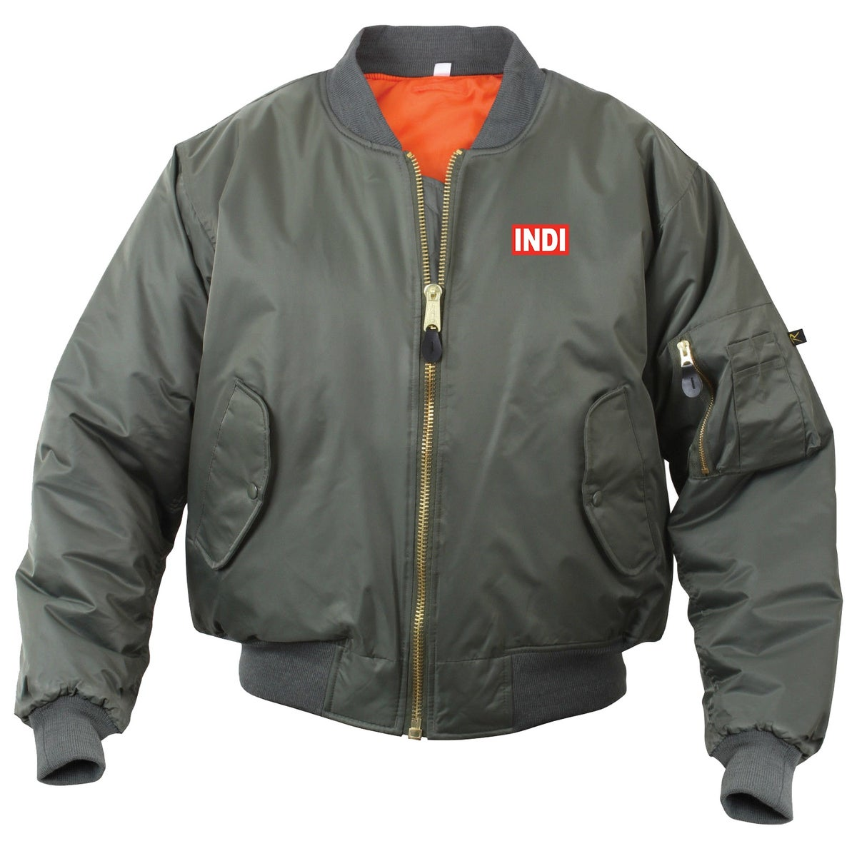 Image of INDI Bomber: Green