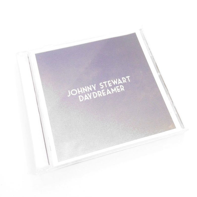 Image of JOHNNY STEWART - DAYDREAMER CD [ALL PROCEEDS TO WEXFORD MARINEWATCH]