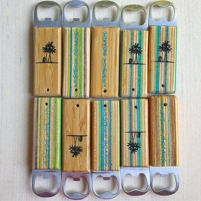 Image of Skateboard Bottle Opener