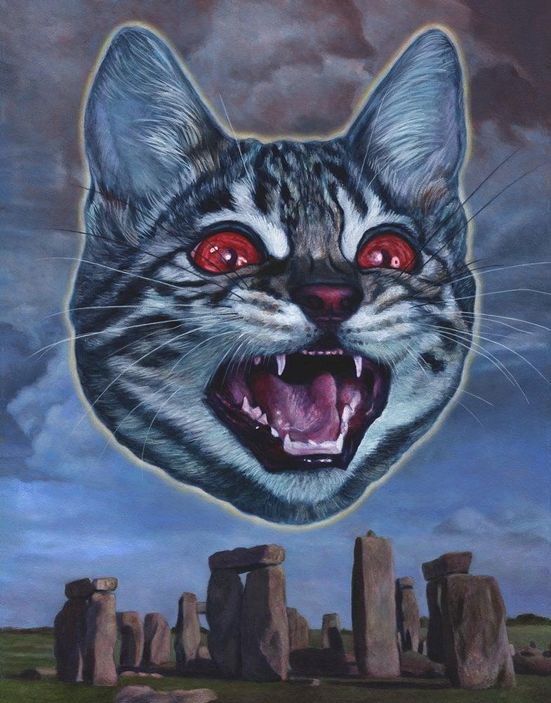 Image of CAThenge
