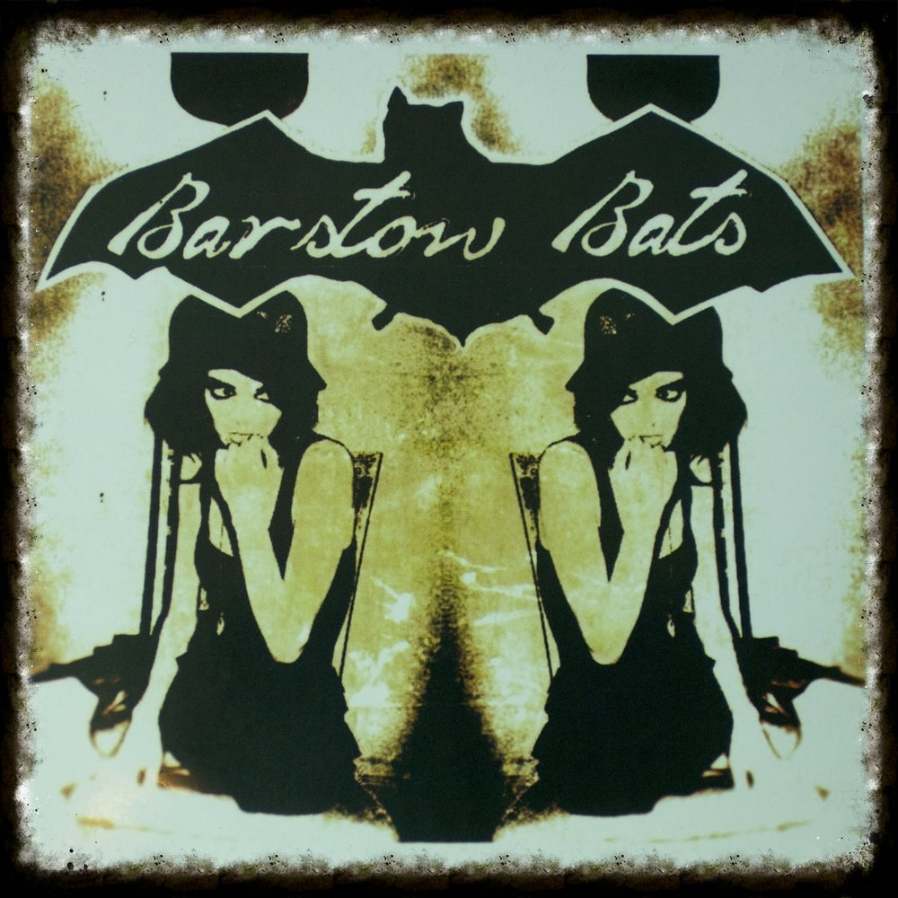 Image of Barstow Bats EP (CD)