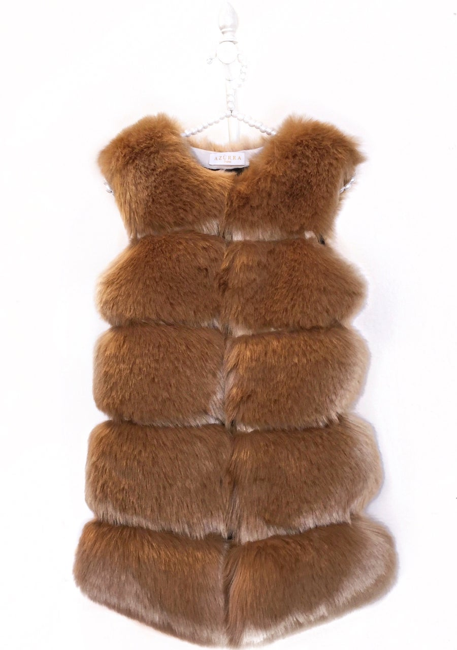 Image of Vienna Fur Gilet