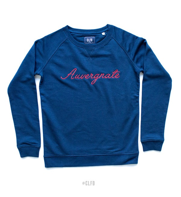 Image of Sweat-shirt<br>Auvergnate