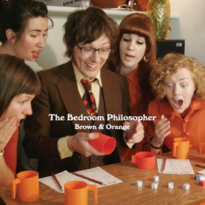 Image of Brown & Orange (CD) SOLD OUT