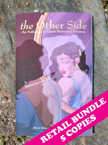 Image of Retail Only: Other Side Anthology (Print) 5 Copy Bulk Bundle