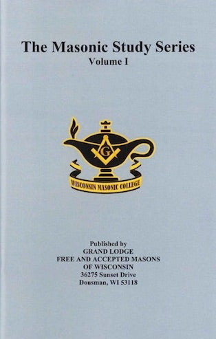 Image of The New Masonic Study Series, Vol. I