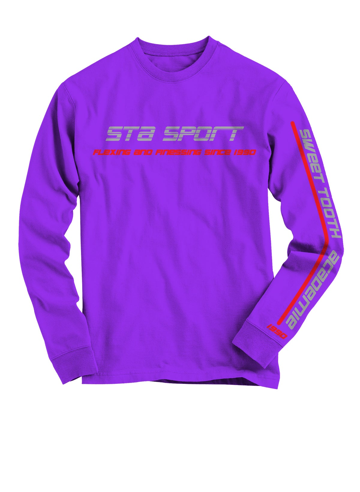Image of Sta Sport Long Sleeve Purple