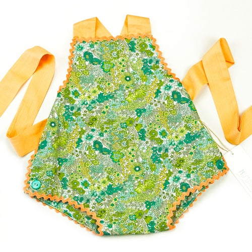Image of Vintage Bambini Playsuit - Spring
