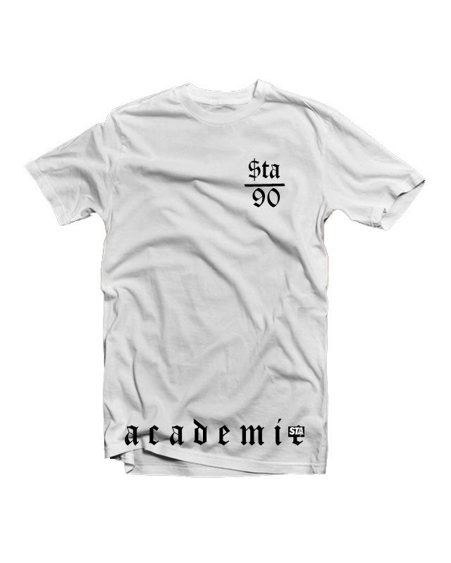 Image of Old Englo Tee White