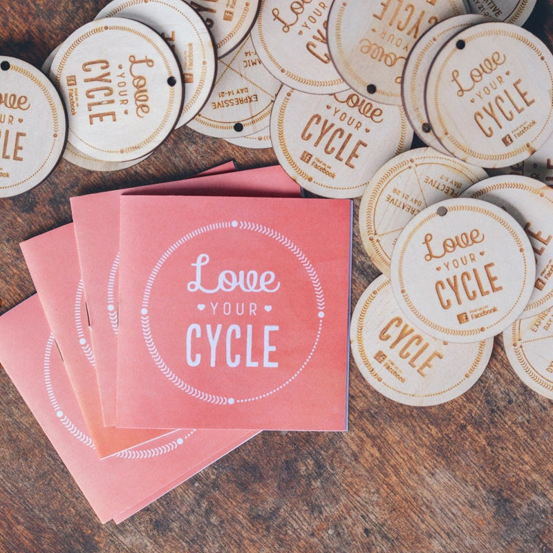 Love Your Cycle Disc Book Forty6and2