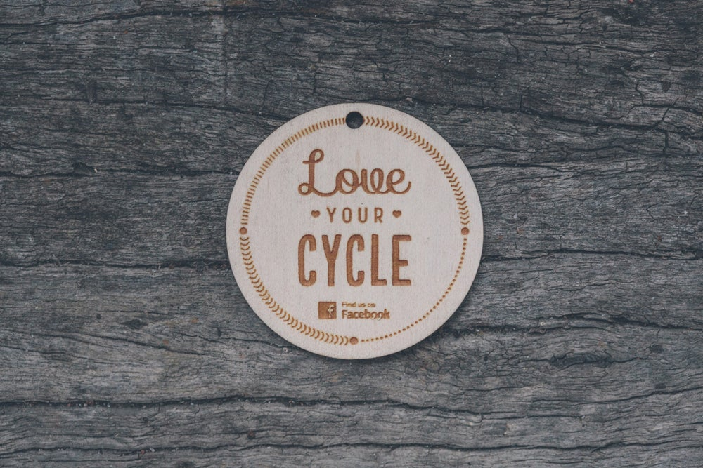 Image of Love Your Cycle Disc & Book