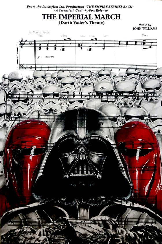 Image of The Imperial March