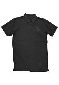 Image of 'Free Your Mind' Polo - Black