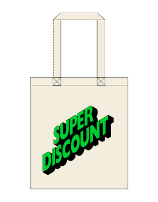 Image of Tote Bag | Logo Green