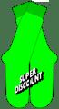 Image of Socks | Super Discount
