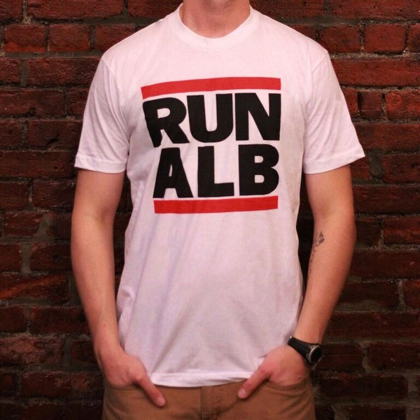 Image of Run ALB Tee