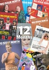 12 month magazine subscription