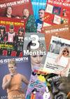 3 month magazine subscription
