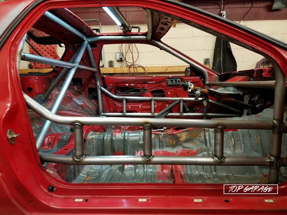 Image of Basic Roll Cage