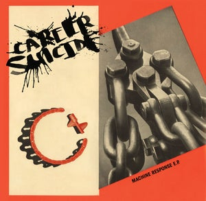 Image of Pre-Order: Career Suicide - Machine Response EP