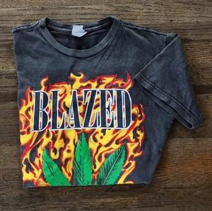 "Image of Lil Debbie ""BLAZED"" T-shirt - RE-STOCKED"
