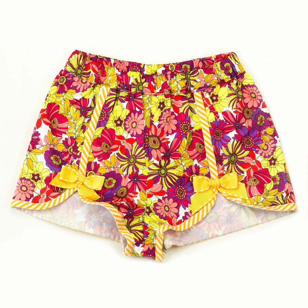 Image of Polly Vintage Bow Shorts - Lovechild