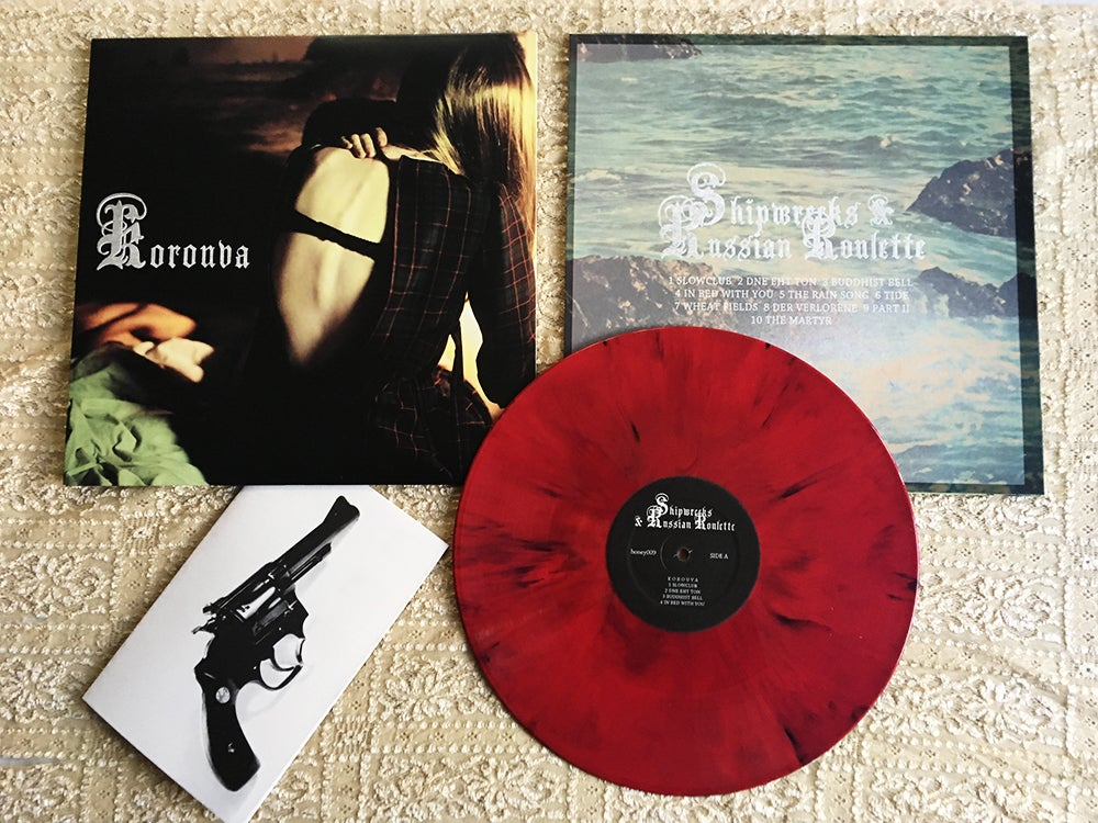 Image of Shipwrecks & Russian Roulette Vinyl