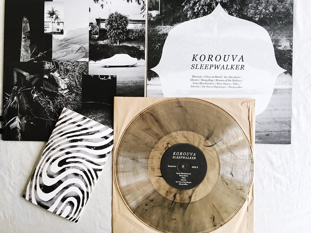 Image of Sleepwalker Vinyl