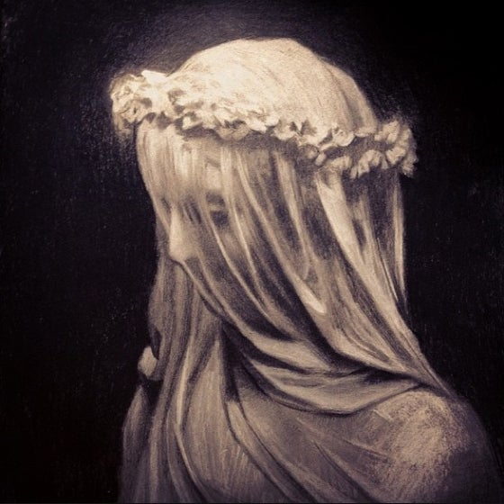 Image of 'WHITE WIDOW' - Limited Edition Museum Archival Print