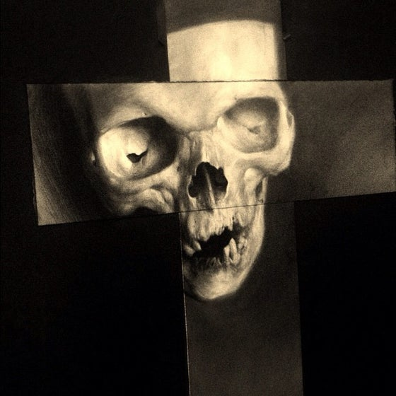 Image of 'THE GIFT OF SIN' - Limited Edition Museum Archival Print