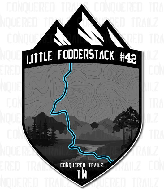 "Image of ""Little Fodderstack #42"" Trail Badge"