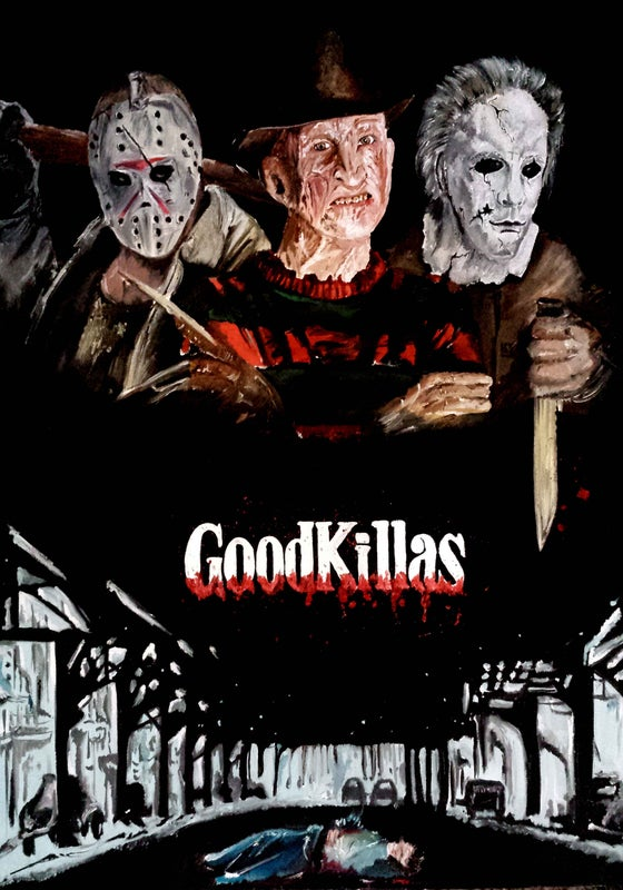 Image of GOODKILLAS