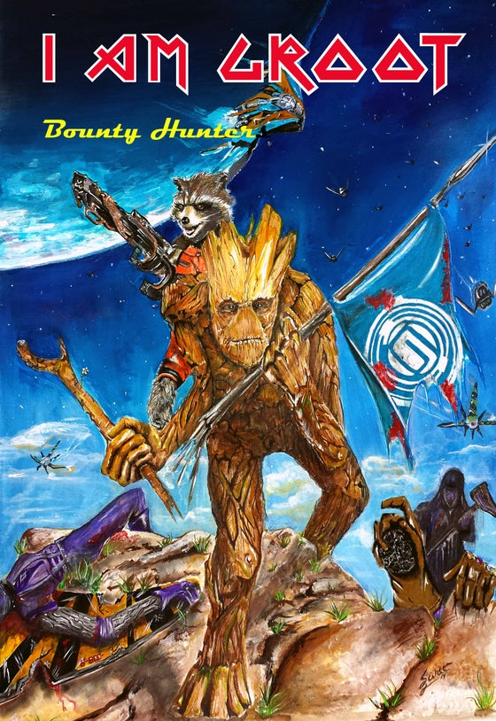 Image of I AM GROOT
