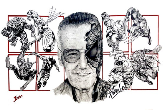 Image of My Stan Lee