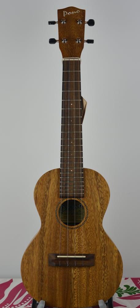 Image of Pono Solid Acacia Concert Ukulele (AC)