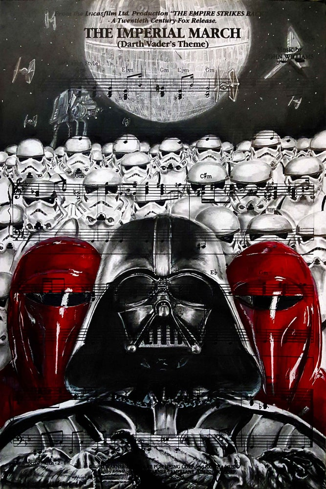 Image of The Imperial March II
