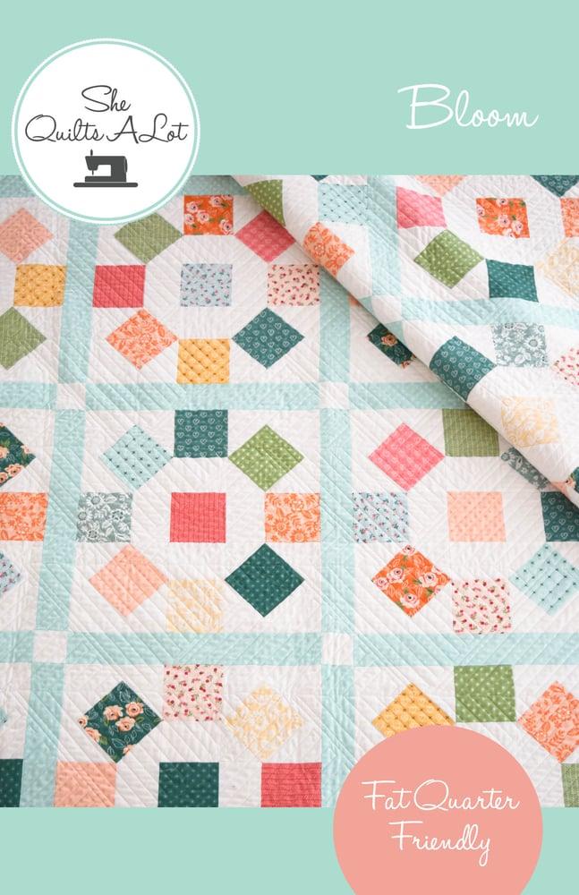 Image of Bloom Paper Pattern
