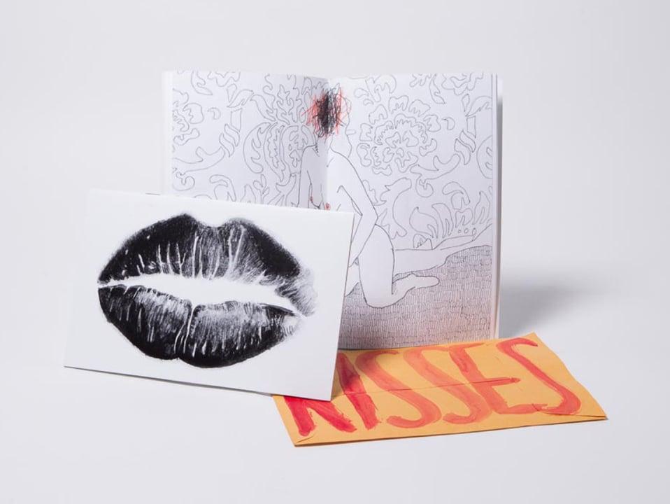 Image of Kisses Zine