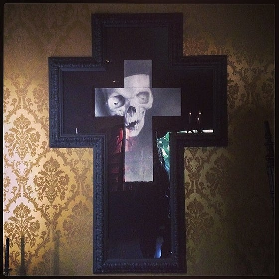 Image of 'THE GIFT OF SIN' - FRAMED - Limited Edition Museum Archival Print