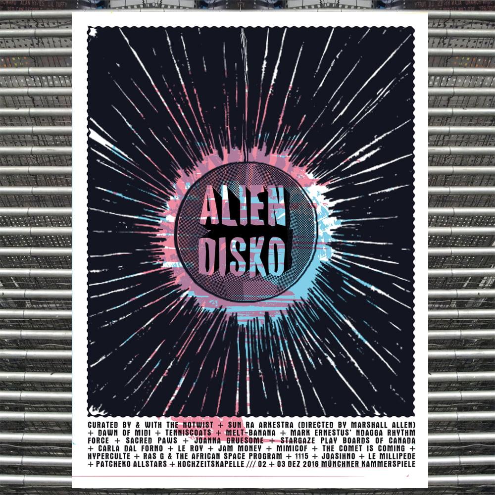 ALIEN DISKO FESTIVAL 2016