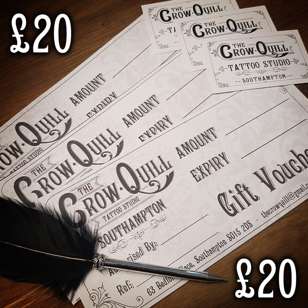 Image of £20 Gift Voucher