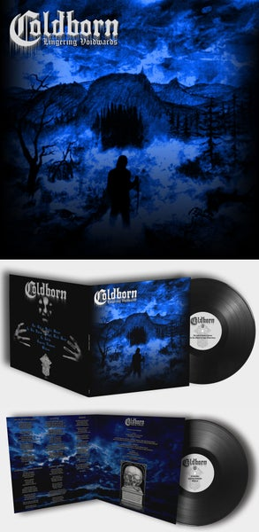 "Image of ""Lingering Voidwards"" LP GATEFOLD 12"" HEAVY 180g VINYL (INCL.DOWNLOAD COUPON)"