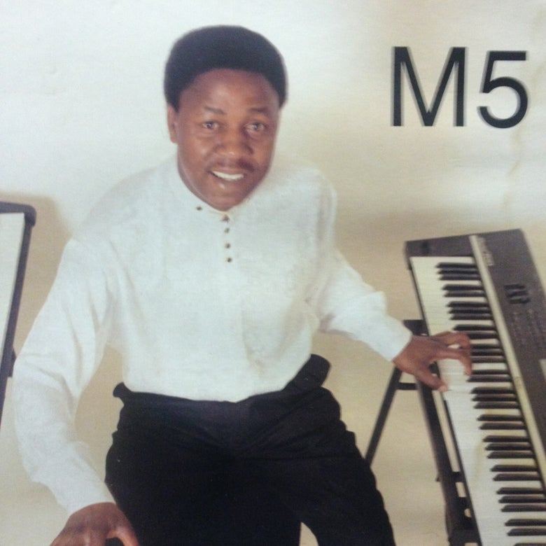 Image of Black Moses - M 5