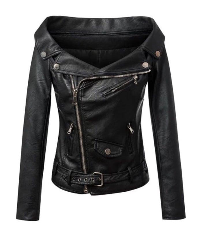 """Image of """"Heather jacket'"""