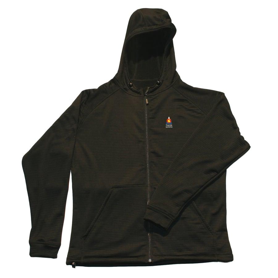 Image of New Bross 2.0 Polartec R1 Midlayer Fleece Hoodie Women's