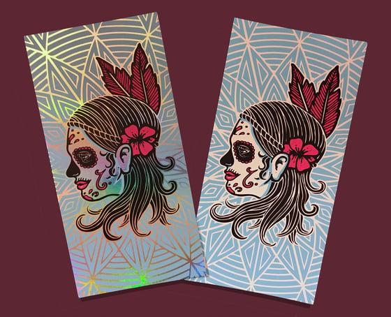 """Image of """"Dia De Los Muertos"""" art print"""