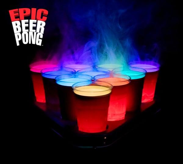 Image of Epic Beer Pong Prototype