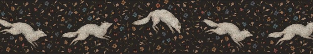 Image of Arctic Fox Washi Tape