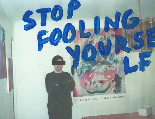 Image of STOP FOOLING YOURSELF