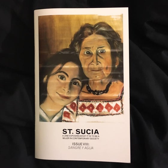 Image of St. Sucia Issue VIII: Agua y Sangre